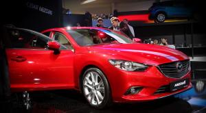 Самые интересные новинки авторынка 2012 - Mazda6