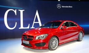 В Детройте показан Mercedes-Benz CLA