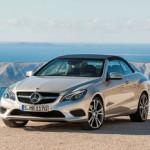 Mercedes E класс: теперь купе и кабриолет