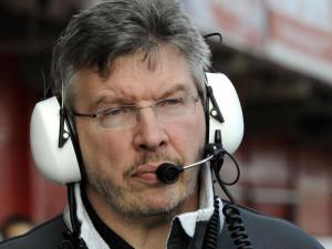 Шеф Mercedes GP Росс Браун считает что вина застоя команды - процесс обновления