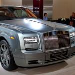 Современный Rolls-Royce Phantom отпраздновал 10-летний юбилей