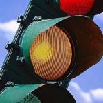 Китайцы отстояли свое право проезда на желтый сигнал светофора