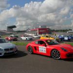 Спорткар года - заезды прошли на Moscow Raceway